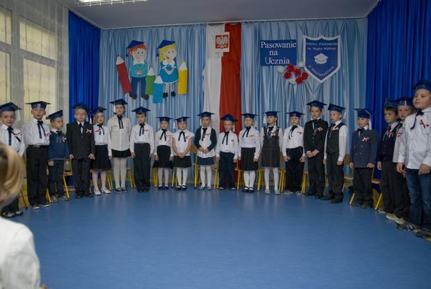 Uczniowie Klasy Pierwszej W Krainie Talentów Gmina Nieporęt